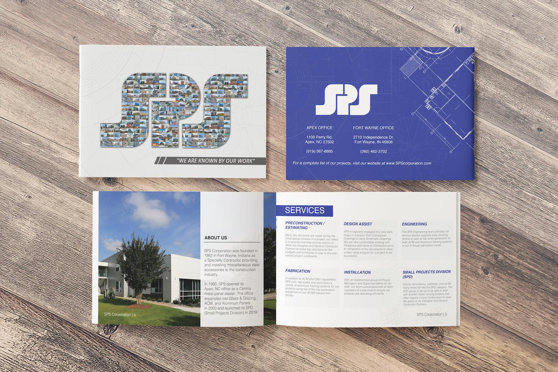 SPS Corporation Viewbook