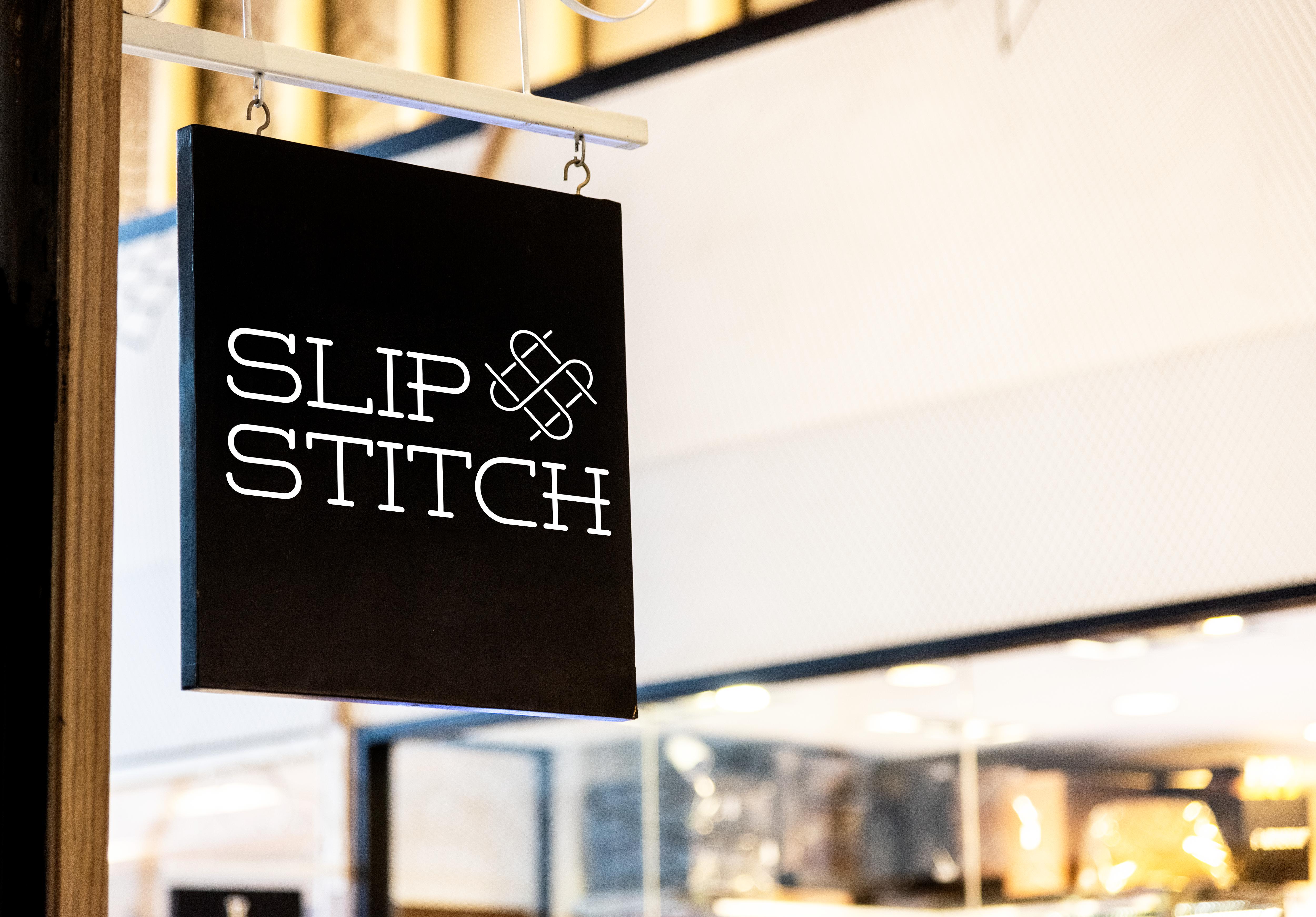 Slip Stitch Logo